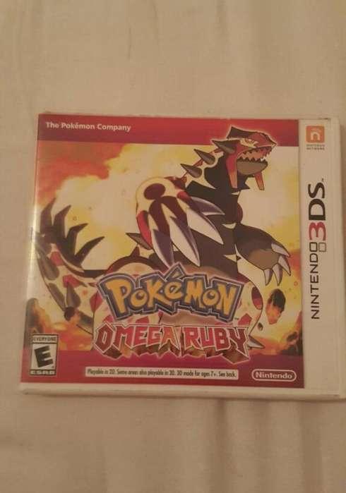Pokemon Omega Ruby 10/10