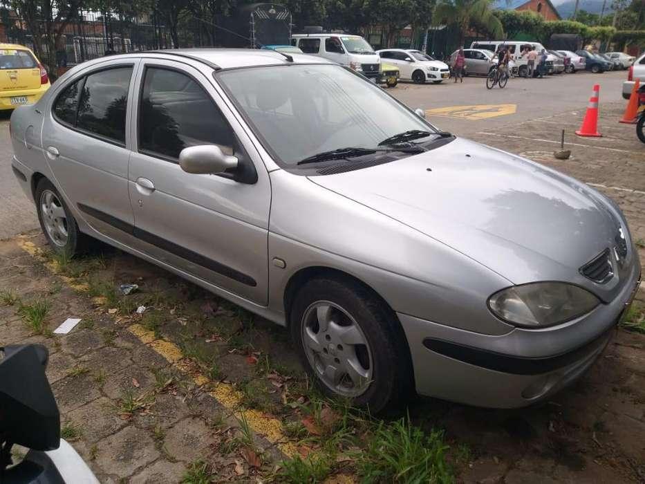 Renault Megane  2002 - 168827 km