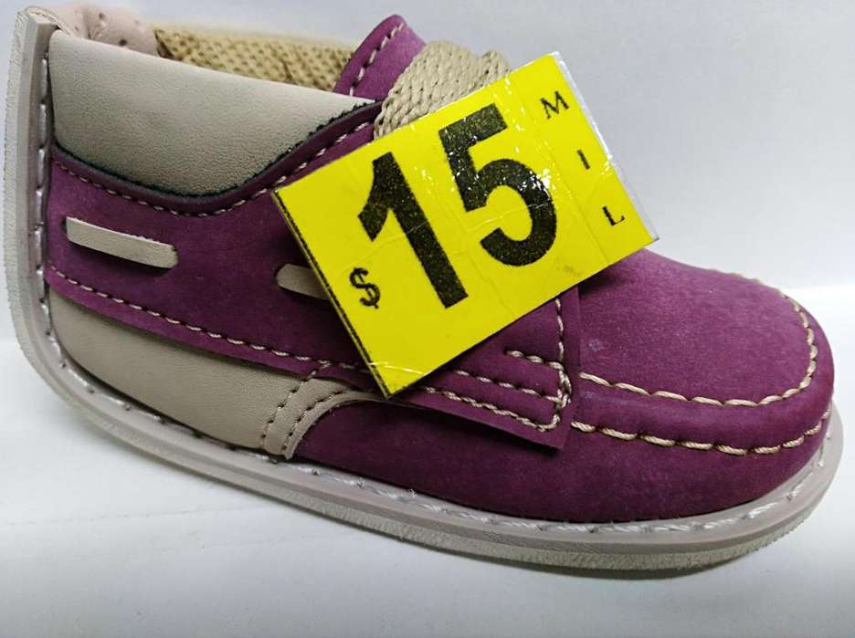 Zapatos para niños 19,21y22 CG120 Mira Mami