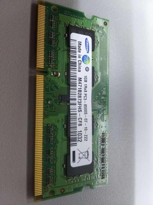 Memoria Ram Ddr3 Portátil