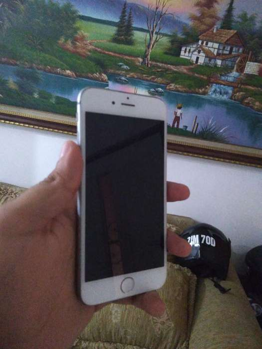 iPhone 6 sin Huella Leer