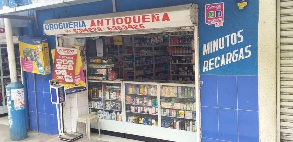 Droguería Plaza Satélite del Sur