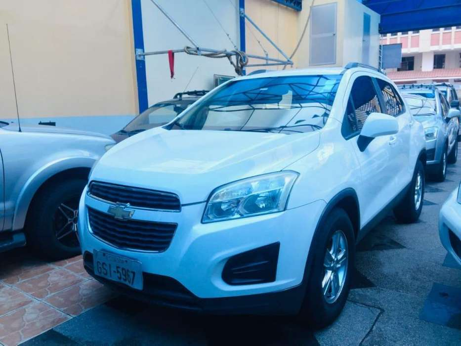 Chevrolet Tracker 2014 - 179503 km