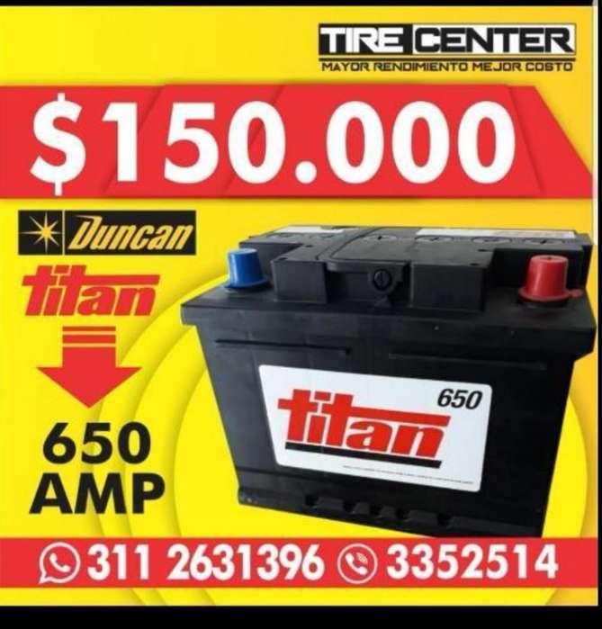 Bateria 650, Chevrolet, Mazda, Renault,