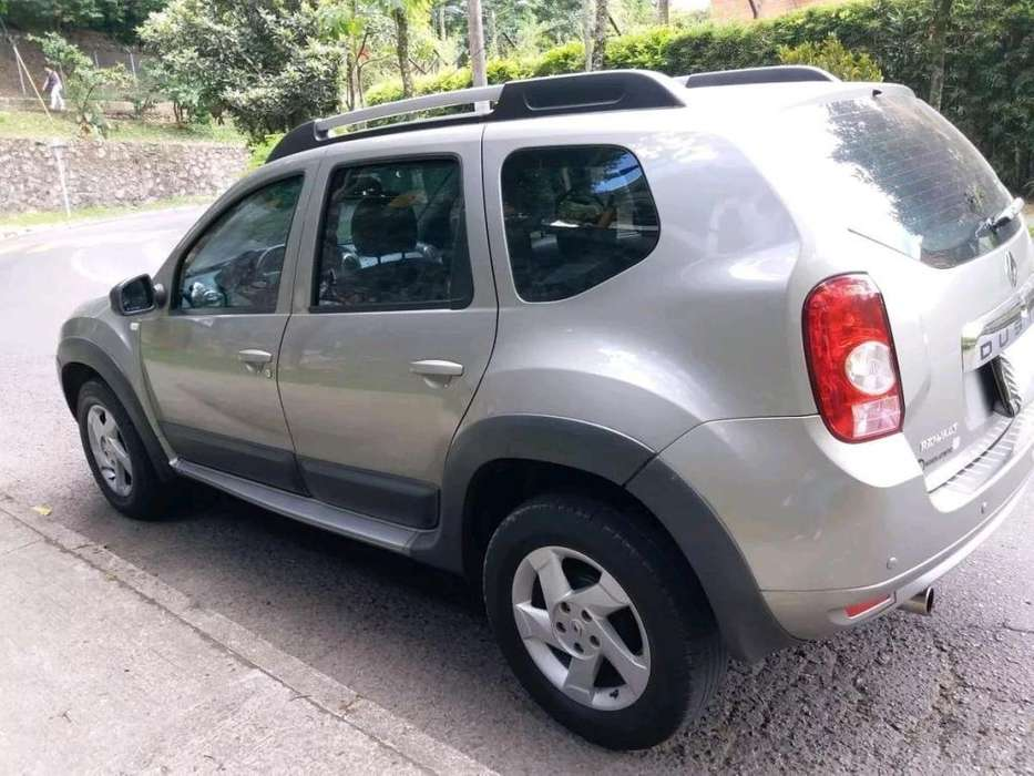 Renault Duster 2013 - 53200 km