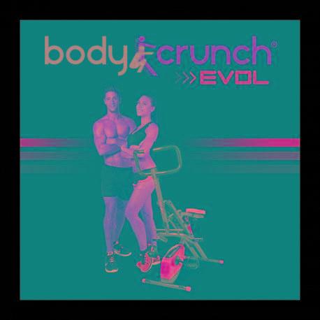 Total body crunch evolution