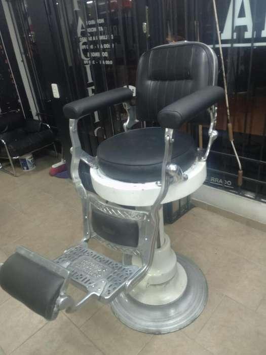 Vendo <strong>silla</strong> de Barberia Cladica