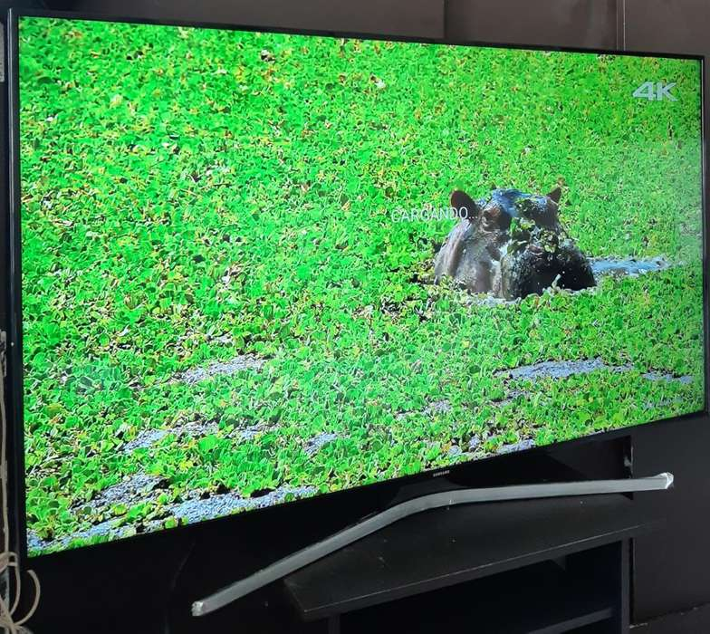 Tv 50 4k Led Smartv <strong>samsung</strong> Control de C