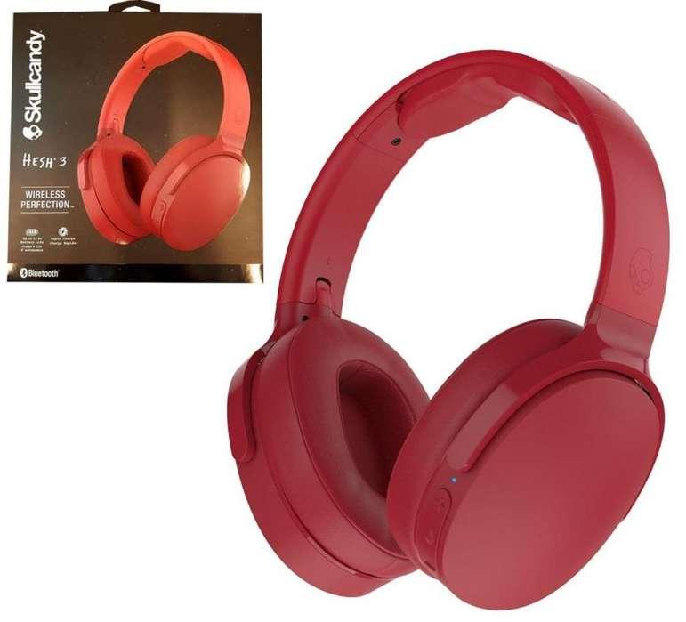 Audifonos Bluetooth Hesh3 Rojos, sellados!