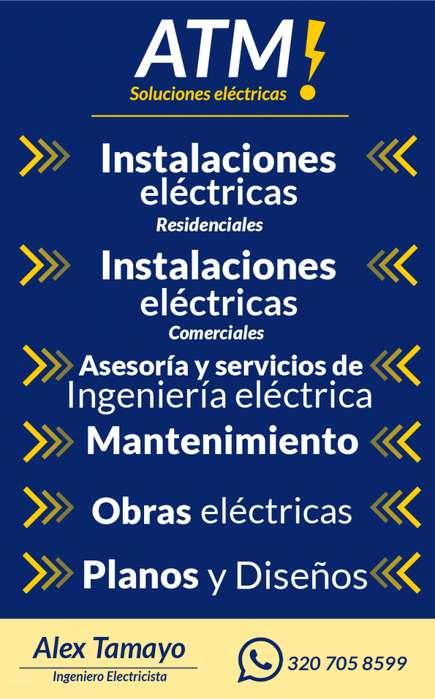 Obras eléctricas, Iluminación, Asesoria y servicios de ingeniería eléctrica y mucho más.