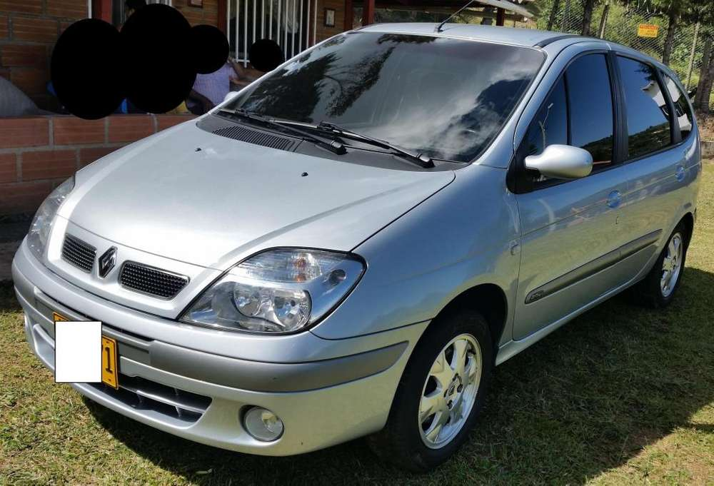 Renault Scenic  2007 - 78500 km