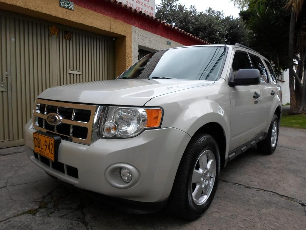 FORD ESCAPE XLT 2009 4X4 AUTOMATICA