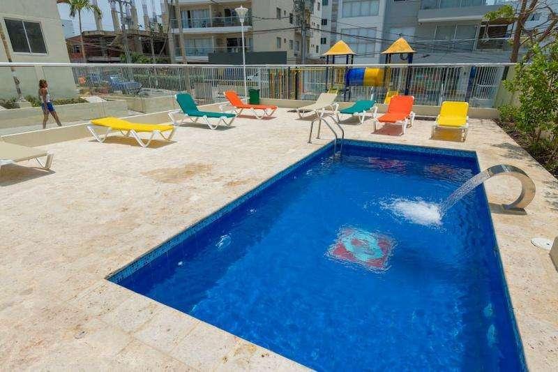 Cod. VBARE77106 Apartamento En Venta En Cartagena Alto Bosque