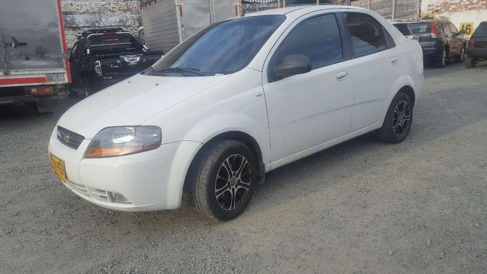 Chevrolet Aveo 2009 - 121000 km