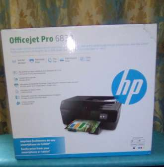 Impresora Fotocopiadora Escaner Hp Nueva