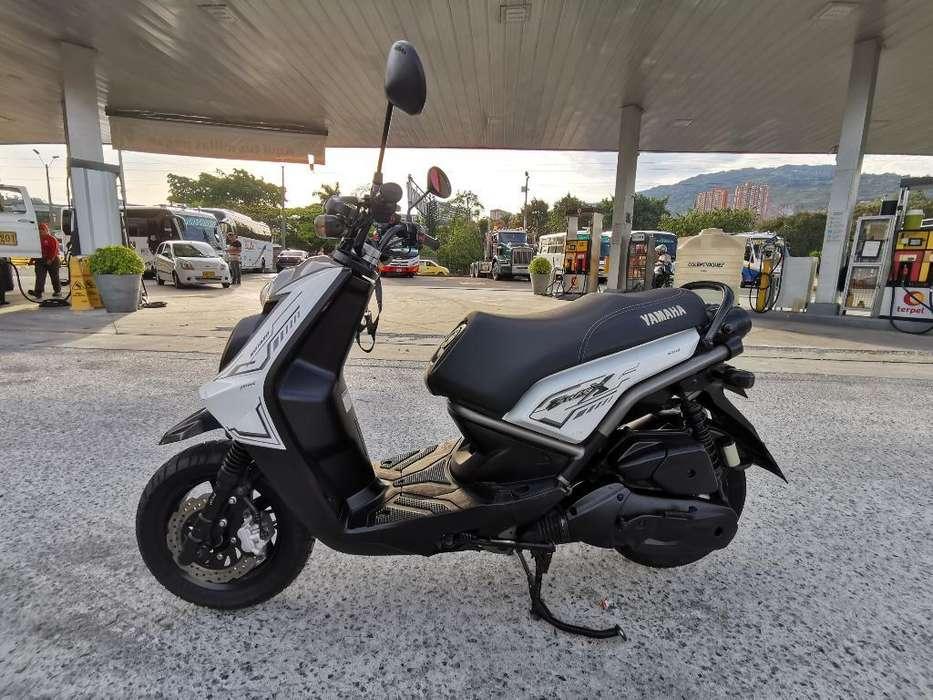 Yamaha Bws 125 X