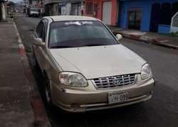 Auto Hyuanday Accent 2005 con Ac