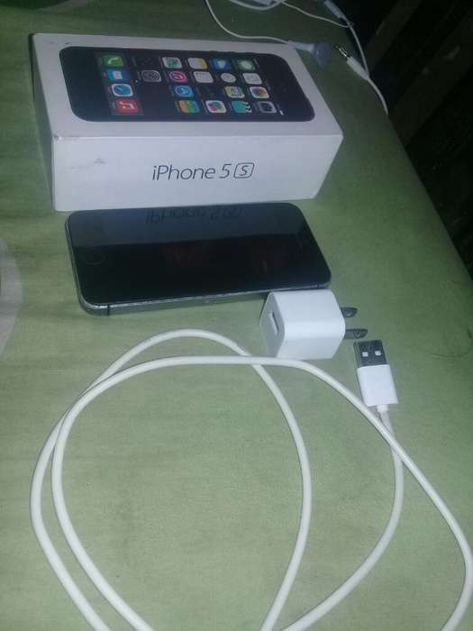 Vendo iPhone 5s O Cambio
