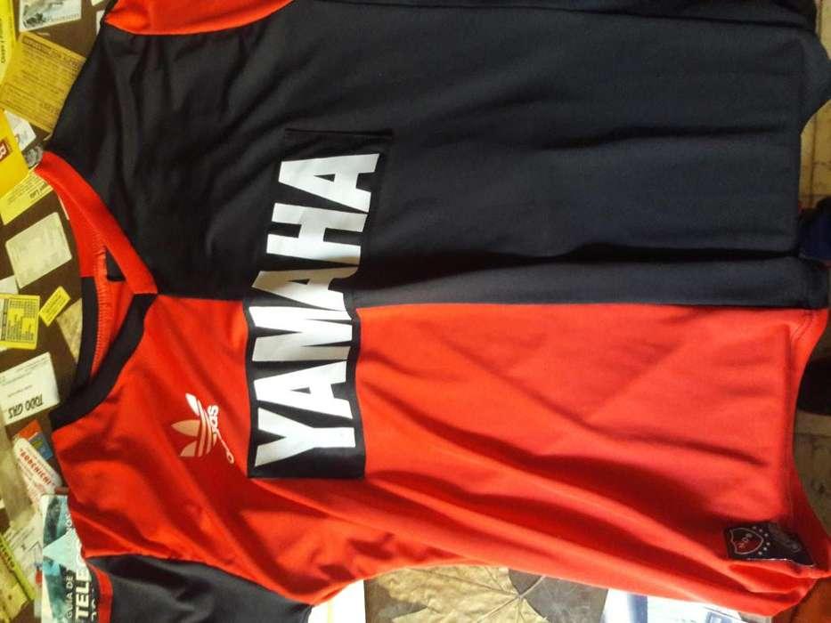 Camiseta Ñewells Retro Nueva ( N 8 espalda) Talle M grande