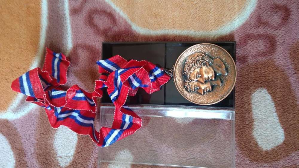 Medalla Japonesa Nueva