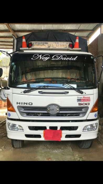 Hino Gh 500