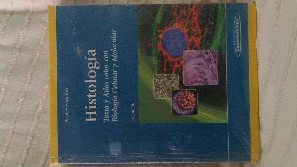 Histologia Texto y atlas color de biologia celular y molecular 6 edi