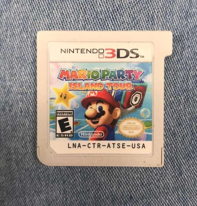 Mario Party Island Tour Nintendo3Ds