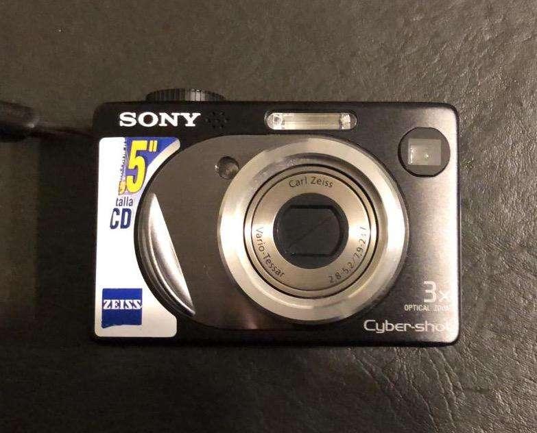 Camara Sony Cyber Shot 5.1 Mp