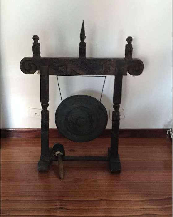 Gong Instrumento Musical para Meditar