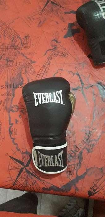 Guantes de Boxeo Everlast 14 Oz Y Bulls