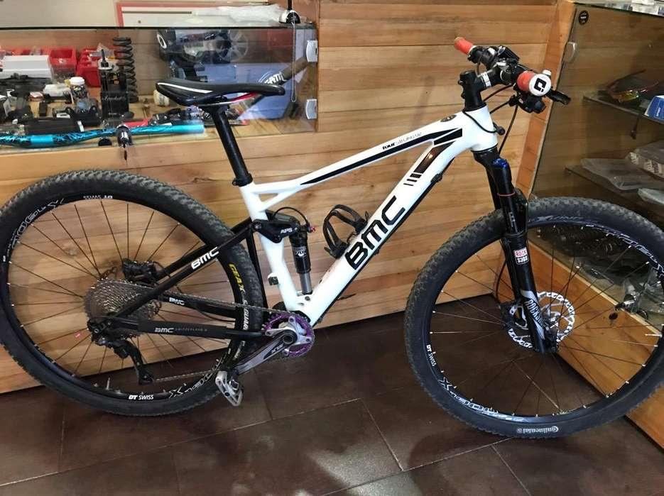 Bicicleta Bmc 29 Carbón - Small