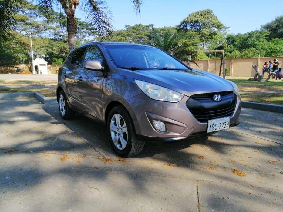 Hyundai Tucson 2012 - 104000 km