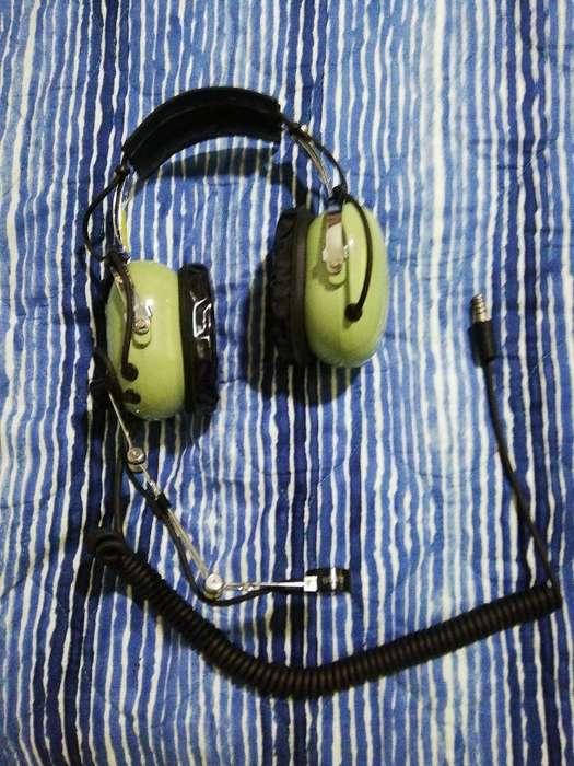 Auriculares Militares David Clark H 10