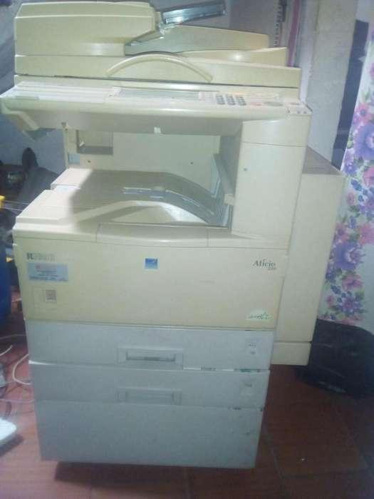 fotocopiadora ricoh aficio 220