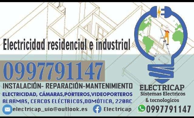 Porteros Y Videoporteros 0997791147