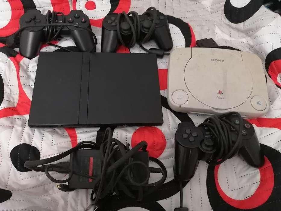 Playstation 1 Y 2