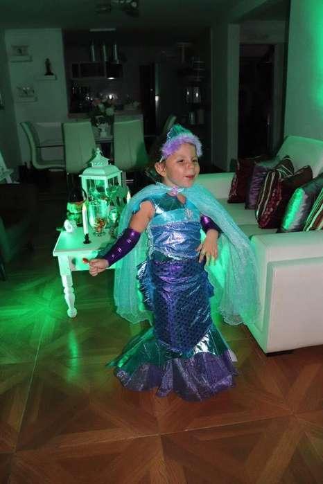 Disfraz de Sirena Original de Disney