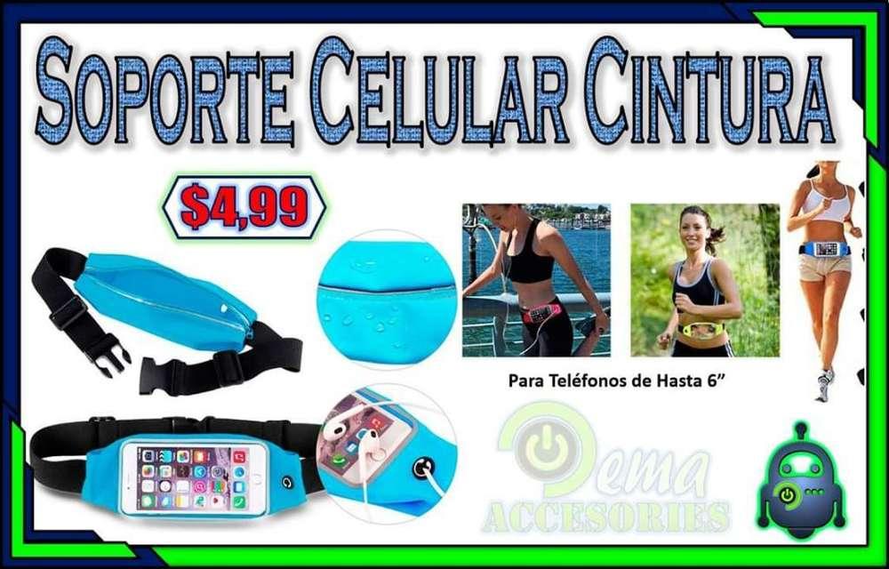 Soporte Celular Cintura