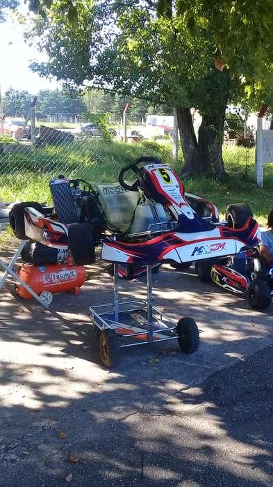 Chasis Kart CRG