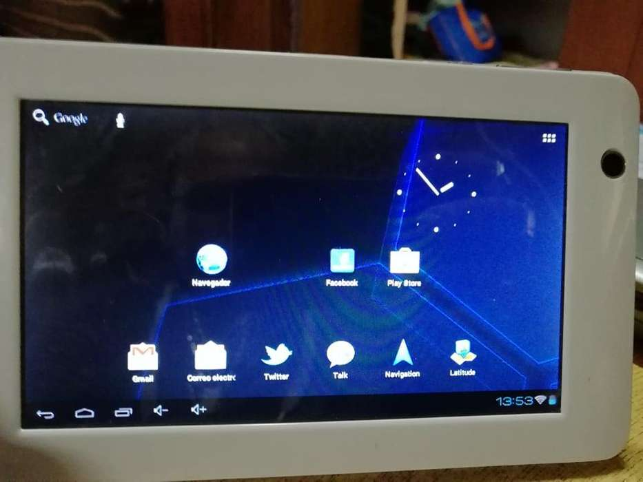 tablet impecable