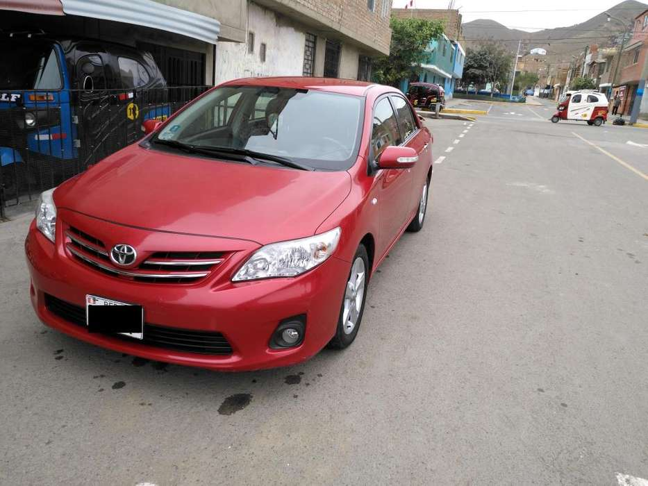 Toyota Corolla 2013 - 33171 km