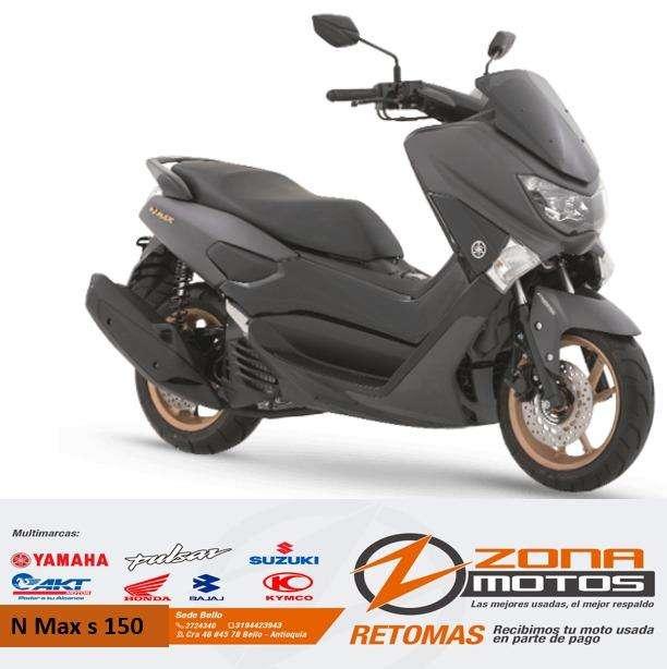 YAMAHA NMax ABS 150 MOD 2020