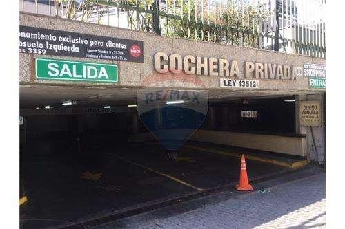 VENTA EXCELENTE COCHERA - ZONA ALTO PALERMO