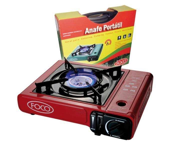 Anafe cocina portatil