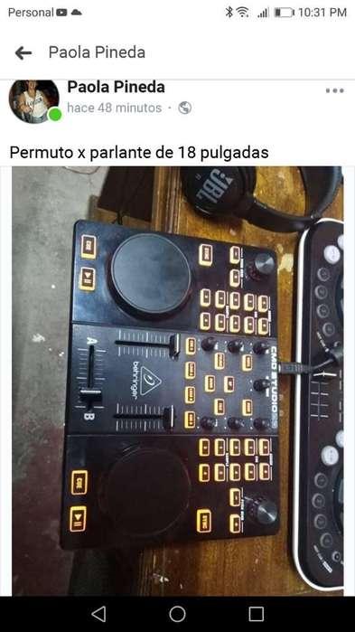 Controlador Semi Nuevo