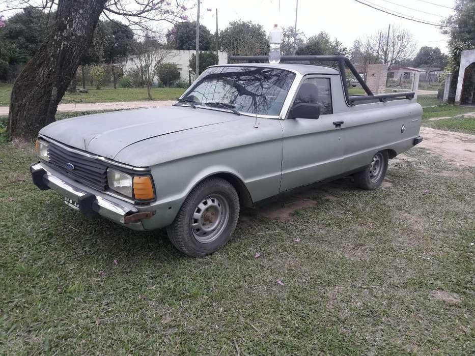 <strong>ford</strong> Ranchero 1987 - 35000 km