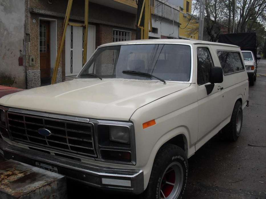 Ford F-100 1986 - 10000 km