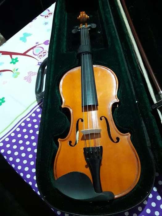 violin 1/4 para la edad 5 a 7 año