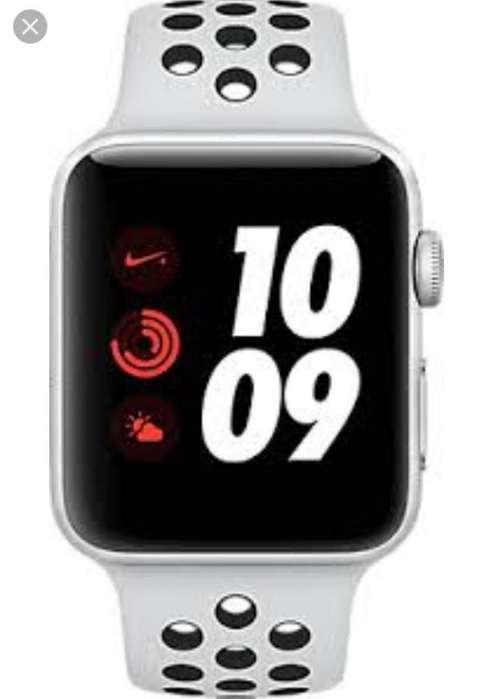 Apple Watch Series 3 leer descripcion