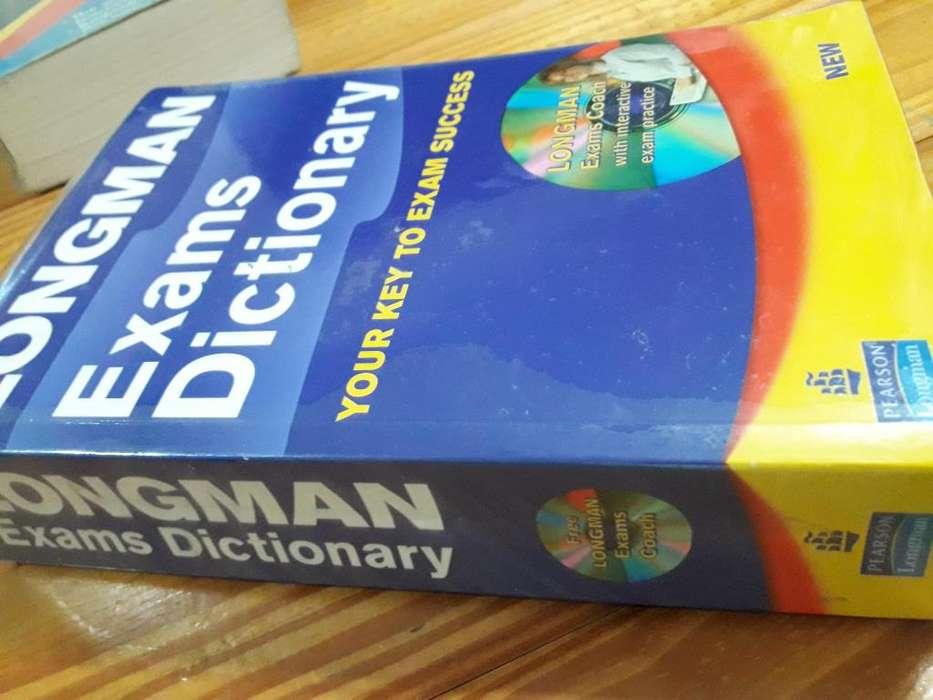 Diccionario monolingüe Longman Exams Dictionary. Con CD